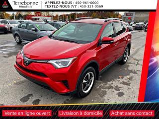 Used 2017 Toyota RAV4 LE**4X4**DÉMARREUR À DISTANCE** for sale in Terrebonne, QC