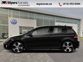 Used 2010 Volkswagen Golf GTI GTI 3-Dr 6sp  - Low Mileage for sale in Kanata, ON