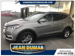 Used 2017 Hyundai Santa Fe Sport 2.4L SE 4 portes TI EXTRA CLEAN for sale in Alma, QC