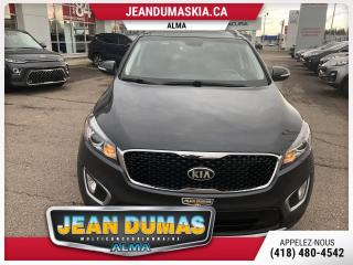 Used 2018 Kia Sorento MODÈLE EX+ V6 AWD 7 PASSAGERS ENSEMBLE R for sale in Alma, QC
