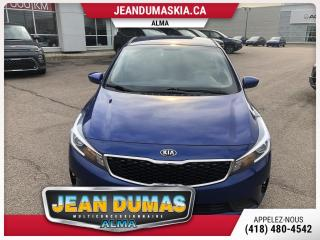 Used 2017 Kia Forte Berline 4 portes, boîte automatique LX for sale in Alma, QC