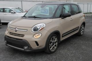Used 2014 Fiat 500 L 5DR HB TREKKING for sale in Boucherville, QC