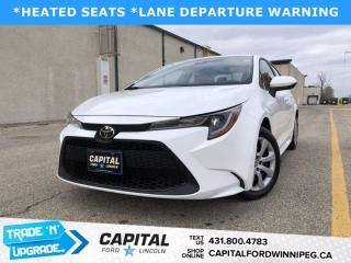 Used 2020 Toyota Corolla LE for sale in Winnipeg, MB