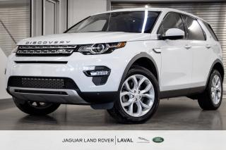 Used 2017 Land Rover Discovery Sport Hse Awd for sale in Laval, QC