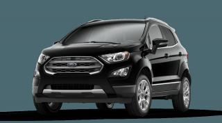 New 2020 Ford EcoSport Titanium for sale in Thornhill, ON