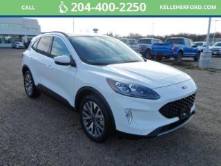 New 2020 Ford Escape Titanium for sale in Brandon, MB