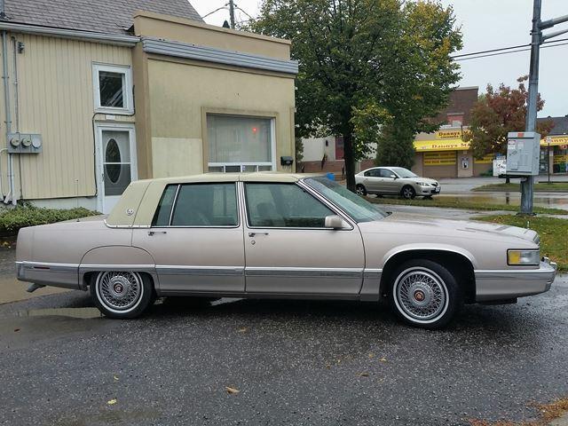1991 Cadillac Fleetwood