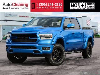 New 2021 RAM 1500 Sport 4x4 Crew Cab 5'7  Box for sale in Saskatoon, SK