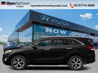 Used 2018 Kia Sorento - $207 B/W - Low Mileage for sale in Nepean, ON
