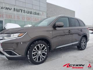 Used 2016 Mitsubishi Outlander SE TOURING V6/7 Passagers/Toit Ouvrant/Camera/Mags for sale in St-Hubert, QC
