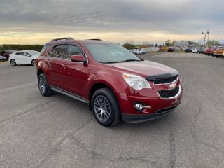 Used 2011 Chevrolet Equinox 1LT AWD for sale in Pintendre, QC