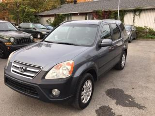 Used 2006 Honda CR-V for sale in Laval, QC