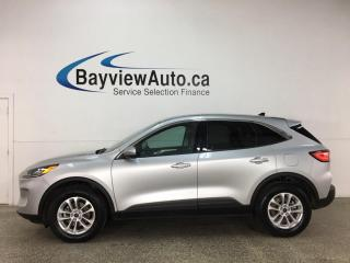Used 2020 Ford Escape - AWD! ADAPTIVE CRUISE! NAV! + MUCH MORE! for sale in Belleville, ON
