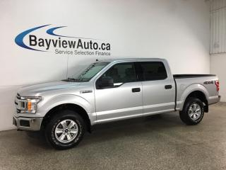 Used 2019 Ford F-150 XLT - 4X4! TOUCHSCREEN RADIO! ONLY 10,000KMS! for sale in Belleville, ON