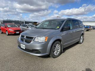 Used 2013 Dodge Grand Caravan 4dr Wgn SXT *DVD* *Back-Up Cam* *Stow and Go* for sale in Brandon, MB