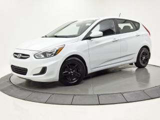 Used 2016 Hyundai Accent HATCHBACK GL GROUPE ÉLECTRIQUE A/C for sale in Brossard, QC
