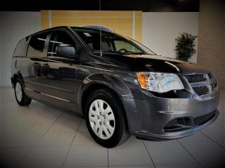Used 2016 Dodge Grand Caravan SE/CVP - BAS KM - AIR CLIMATISE - 7PASS for sale in Drummondville, QC
