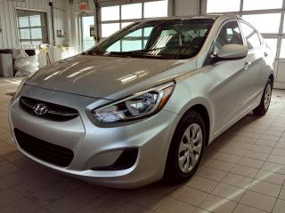 Used 2016 Hyundai Accent GL BERLINE AUTOMATIQUE SIEGE CHAUFFANT for sale in Ste-Julie, QC
