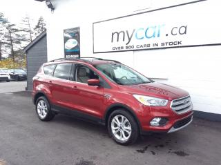 Used 2018 Ford Escape SEL LEATHER, SUNROOF, NAV, HEATED SEATS, BACKUP CAM!! for sale in Richmond, ON