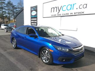 Used 2018 Honda Civic ALLOYS, HEATED SEATS, BACKUP CAM, BLUETOOTH!! for sale in Richmond, ON