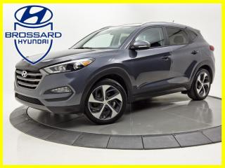 Used 2016 Hyundai Tucson AWD 1.6T Premium CAMÉRA MAGS ANGLES MORTS for sale in Brossard, QC