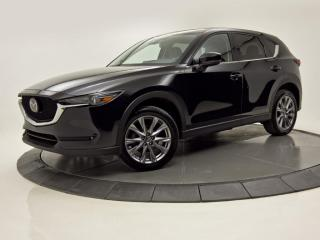 Used 2019 Mazda CX-5 GT AWD CUIR TOIT OUVRANT GPS for sale in Brossard, QC