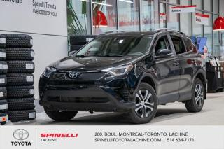 Used 2017 Toyota RAV4 LE BAS MILEAGE! for sale in Lachine, QC