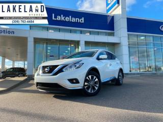 Used 2015 Nissan Murano SL  - $179 B/W for sale in Prince Albert, SK