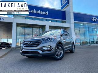 Used 2018 Hyundai Santa Fe Sport AWD  - $169 B/W for sale in Prince Albert, SK