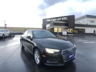 Used 2017 Audi A4 2.0T Komfort AWD for sale in Sudbury, ON