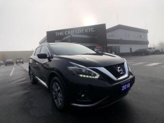 Used 2018 Nissan Murano SV AWD for sale in Sudbury, ON