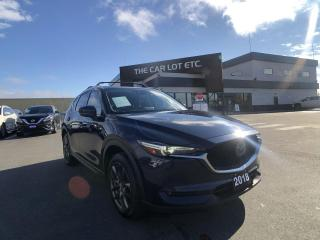 Used 2018 Mazda CX-5 GT AWD for sale in Sudbury, ON