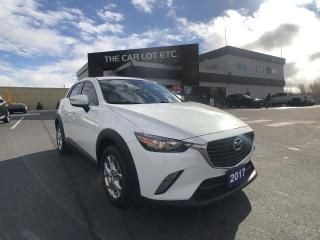 Used 2017 Mazda CX-3 GS AWD for sale in Sudbury, ON