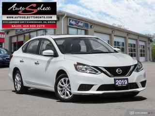 Used 2019 Nissan Sentra 1.8 SV ONLY 28K! **STYLE PKG**BACK-UP CAMERA**SUNROOF** for sale in Scarborough, ON