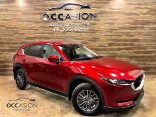 Used 2019 Mazda CX-5 GS AWD LUXURY CUIR TOIT for sale in Ste-Brigitte-de-Laval, QC
