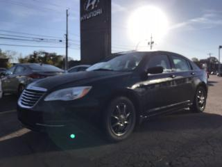 Used 2013 Chrysler 200 LX for sale in Charlottetown, PE