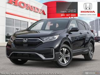 New 2020 Honda CR-V LX APPLE CARPLAY™ & ANDROID AUTO™ | REMOTE ENGINE STARTER | HONDA SENSING TECHNOLOGIES for sale in Cambridge, ON