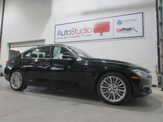 Used 2014 BMW 3 Series XDRIVE**CUIR**TOIT**NAVI for sale in Mirabel, QC