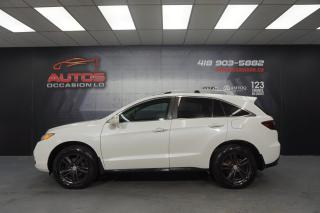 Used 2013 Acura RDX AWD CUIR TOIT OUVRANT CAMERA BLUETOOTH 175 660 KM for sale in Lévis, QC