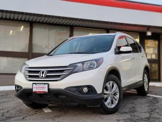 Used 2014 Honda CR-V Touring NAVI | Leather | Sunroof | Backup Camera for sale in Waterloo, ON