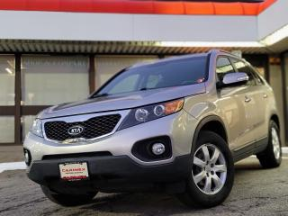 Used 2013 Kia Sorento LX Reverse Sensors | Heated Seats | Bluetooth for sale in Waterloo, ON