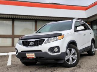 Used 2013 Kia Sorento EX Luxury V6 NAVI | Back up Camera | Leather for sale in Waterloo, ON