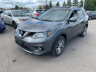 Used 2014 Nissan Rogue SL AWD | NAVI | Leather for sale in Waterloo, ON