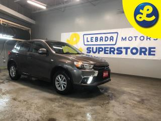 Used 2019 Mitsubishi RVR 4WD * Reverse camera * Phone connect *  Fog lights * Tilt/telescopic steering wheel * Keyless entry *  Hands free steering wheel controls * Cruise con for sale in Cambridge, ON