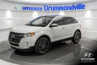 Used 2013 Ford Edge LIMITED + GARANTIE + NAVI + TOIT PANO + for sale in Drummondville, QC