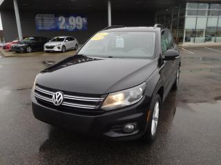 Used 2012 Volkswagen Tiguan 4dr Auto Highline 4Motion,TOIT,MAGS,A/C++ for sale in Mirabel, QC