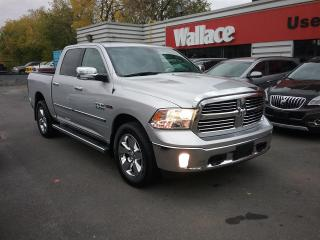 Used 2016 RAM 1500 SLT Crew Cab SWB 4WD for sale in Ottawa, ON
