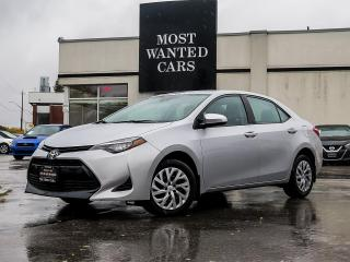 Used 2017 Toyota Corolla LE|LANE DEPARTU... for sale in Kitchener, ON