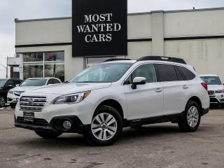 Used 2017 Subaru Outback PREMIUM|AWD|TECH PKG|BLIND|PADDLE|CAMERA|SUNROOF for sale in Kitchener, ON