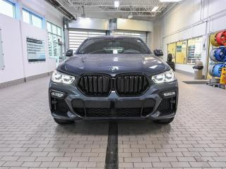 New 2021 BMW X6 M50i for sale in Edmonton, AB